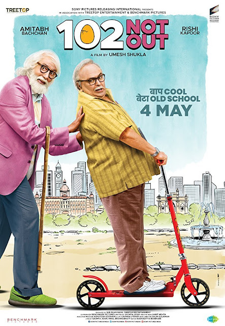 102 Not Out (2018) Hindi Full Movie Download 720p Pre x264 820MB
