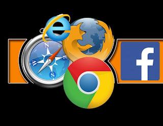 Cara melihat kata sandi FB melalui browser Firefox