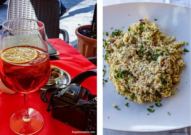 Restaurante La Buca - Taormina, Sicília