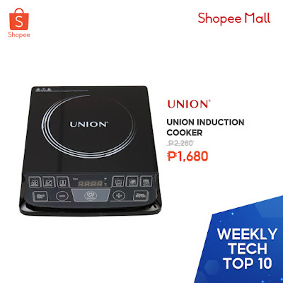 Union Induction Cooker