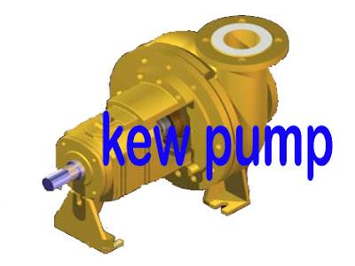 cara merakit jenis mesin pompa kolam air limbah