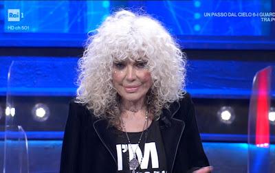 Donatella Rettore concorrente i soliti ignoti 6 maggio