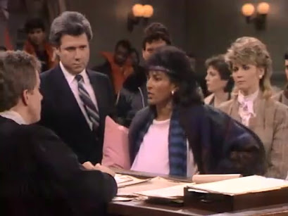 Night Court, Warner Brothers, Pam Grier, John Larroquette, Harry Anderson, DVD, TV, Sitcom, Television