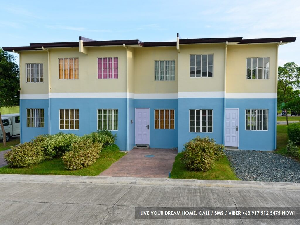 Felicia House Model - Micara Estates House and Lot for Sale Tanza Cavite