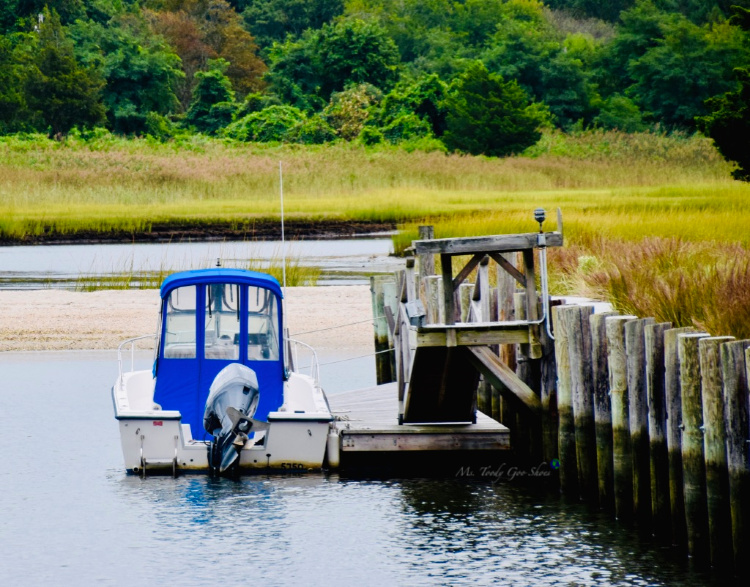 The bucolic North Fork of Long Island in New York is the polar opposite of the glitzy Hamptons | Ms. Toody Goo Shoes