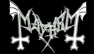 Le logo de Mayhem