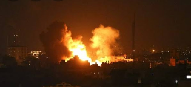 انفجار عبوات ناسفة فى عدة مناطق مختلفة فى بغداد