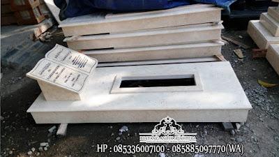 Model Makam Terbaru, Contoh Model Makam Islam Terbaru, Bentuk Batu Nisan Islam