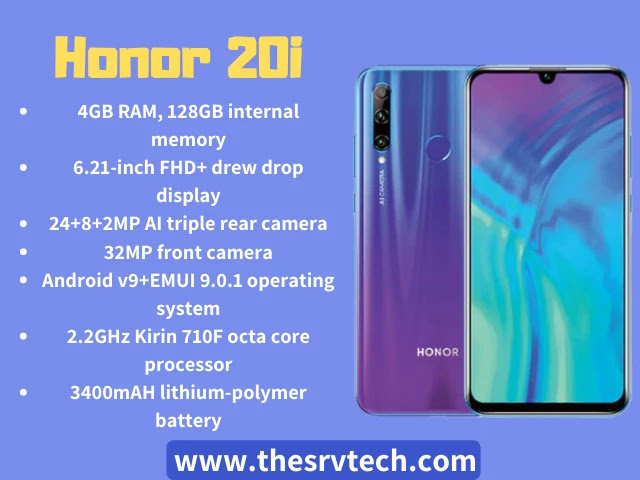 Top 5 Best Smartphone Under 10000 In Hindi 2020 Honor 20i