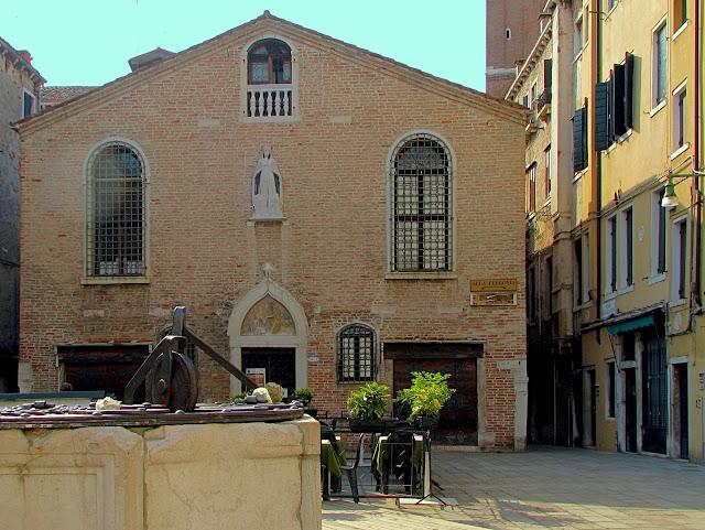 Scuola di Sant'Aniano, Arte dei Calegheri e Zavateri