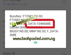"New #Glo Data ""Cheat"" for September: Get 5.2gb for ₦100, 10.4gb for N200"