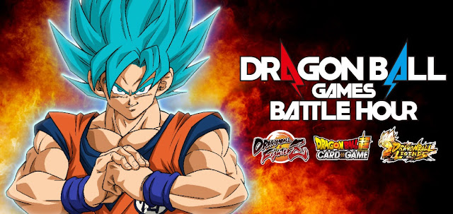 Dragon Ball Games Battle Hours