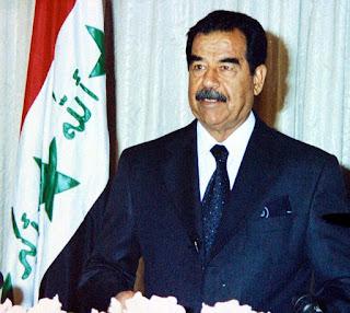 خلفيات صدام حسين hd