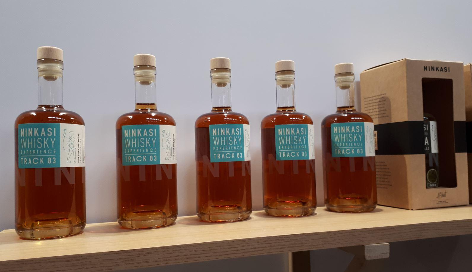 Ninkasi Whisky Experience Track 03