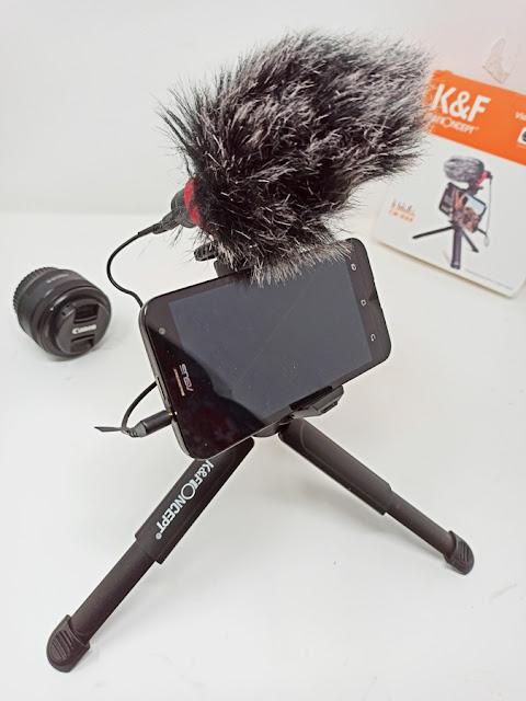 microfono anti vento