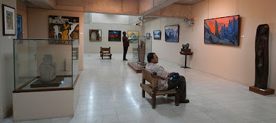 The government museum and art gallery is one of the few most enticing places to visit in Chandigarh.