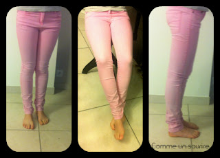 Pantalon Madame