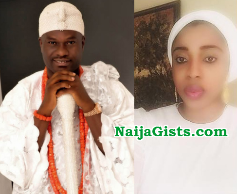 wuraola ogunwusi beg ooni make first queen