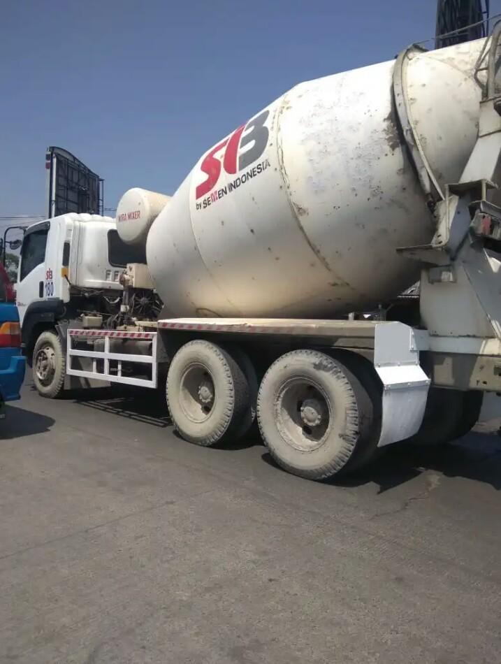 Ready mix Beton cor dari semen indonesia beton