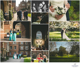 Selwyn College Cambridge weddings