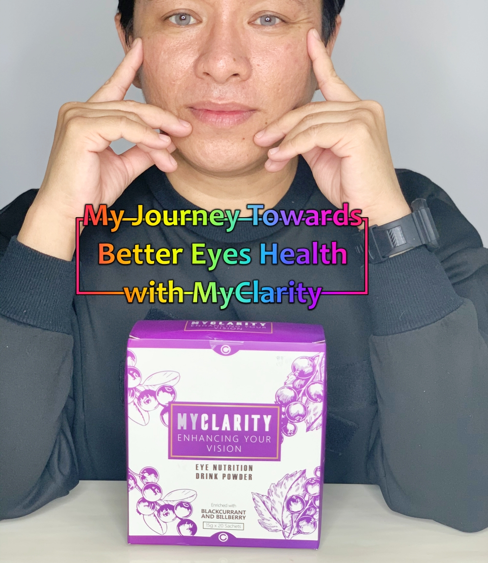 Health by Rawlins, MyClarity, Rawlins Lifestyle, MyClarity Sihat Mata, MyClarity Eye Health, Rawlins GLAM, MyClarity HQ,