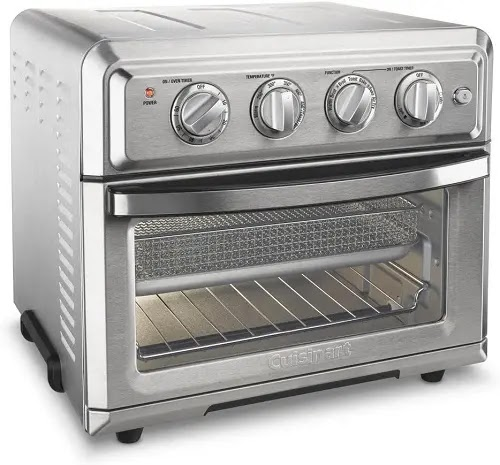 5 Best Air Fryer Toaster Oven Under $200 Review in 2021