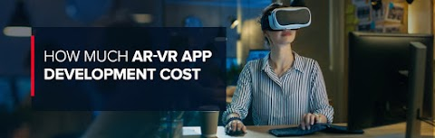 The estimated price for VR/AR/MR App