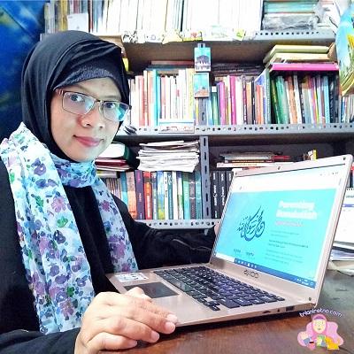 Elearning Parenting Rasulullah belajar secara online