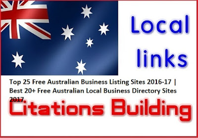Local business listing sites australia