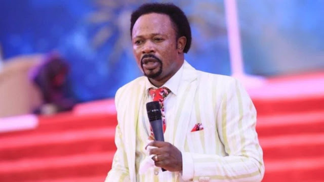 Prophet Iginla Reveals What Will Happen If Buhari's Gov't Kills Sunday Igboho