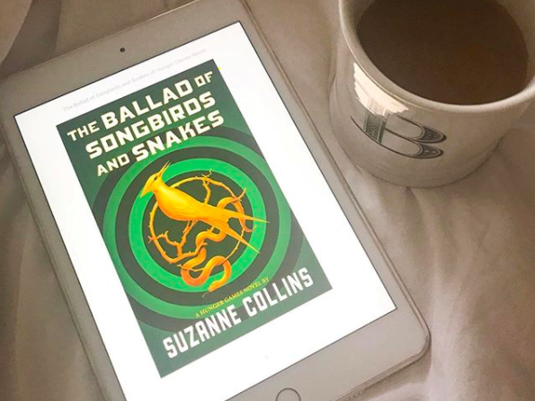 Book Review Wednesday: The Ballad of Songbirds and Snakes
