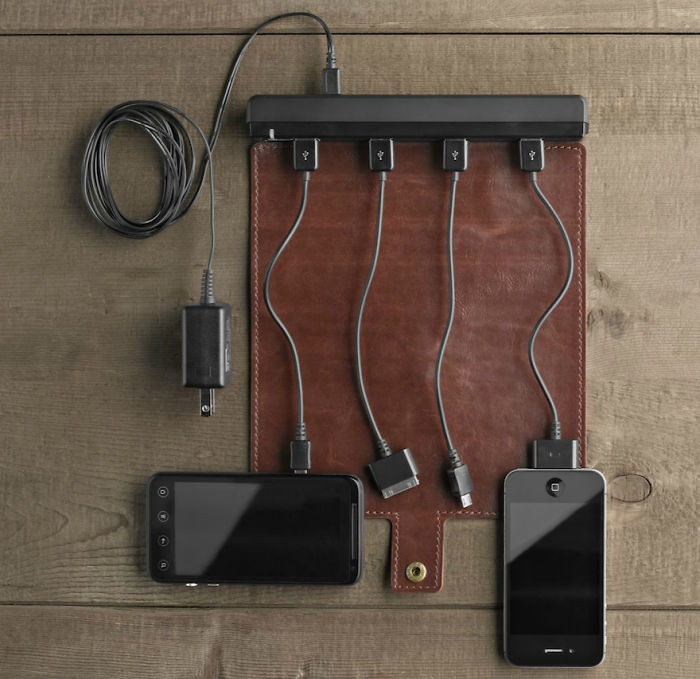 15+ Of The Best Traveler Gift Ideas Besides Actual Plane Tickets - Roll Up Travel Charger