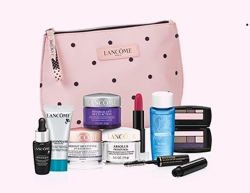 Hudson's Bay Lancome Free Gift With Purchase