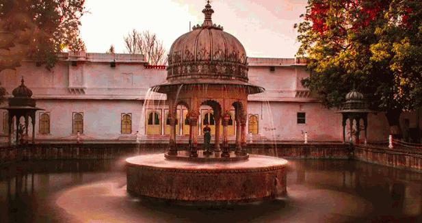 Saheliyon ki Bari, Udaipur ttelangana