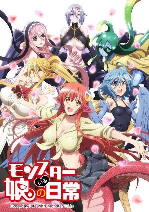 Descargar Monster Musume no Iru Nichijou [12 - 12] + [Ovas] + [Especiales][Sub Español][MEGA] HDL]