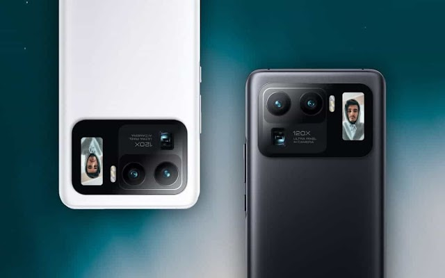 IT'S OFFICIAL! XIAOMI MI 11 ULTRA WILL BE THE WORLD'S FIRST SMARTPHONE TO USE SAMSUNG GN2 IMAGE SENSOR