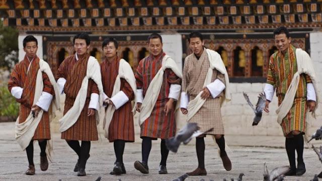 Gho, Butão