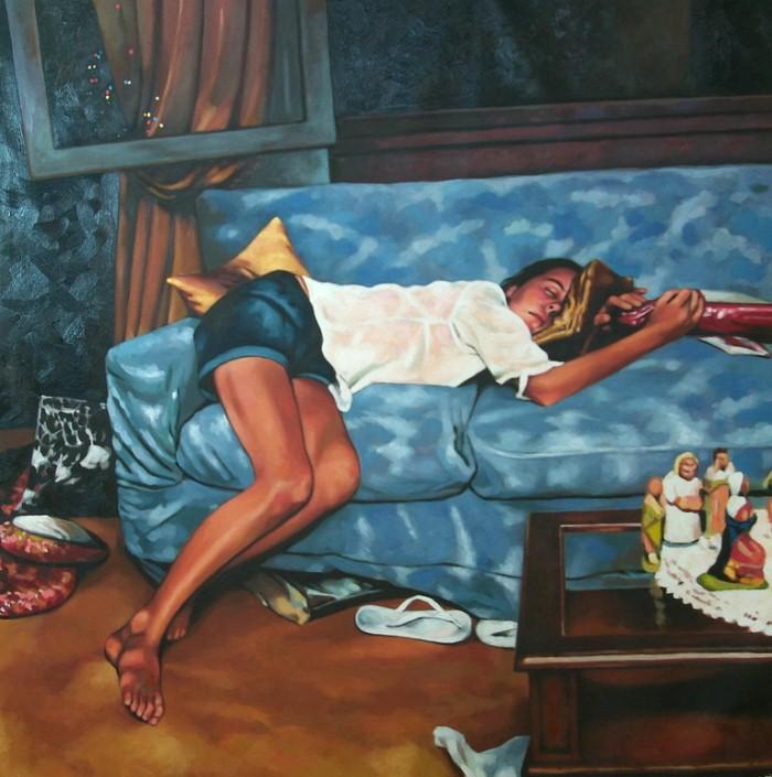 Современный художник. Thomas Saliot 3