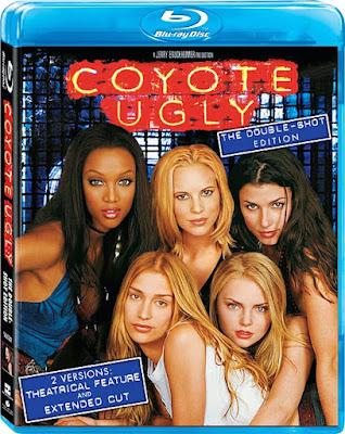 Coyote Ugly (2000) UNRATED 480p 300MB Blu-Ray Hindi Dubbed Dual Audio [Hindi + English] MKV