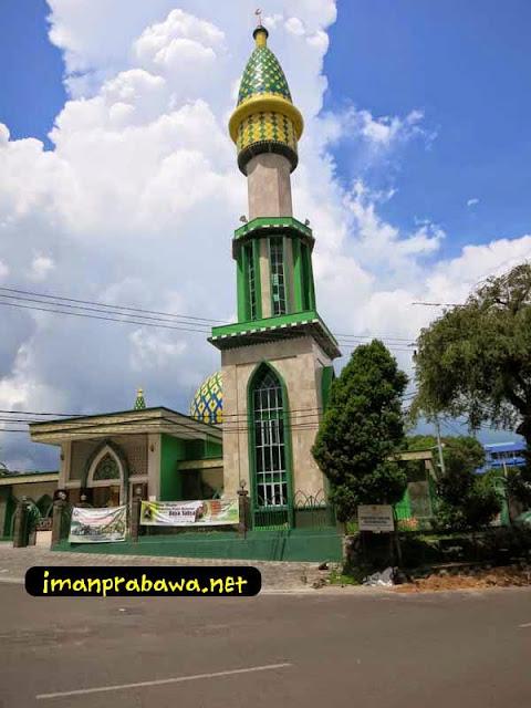 Kubah Mesjid Raya Tanjung Pinang