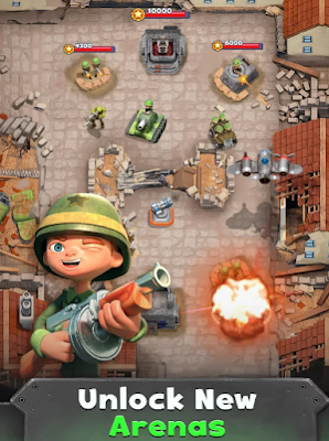 War Heroes: Multiplayer Battle for Free Mod Apk