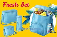 Logo Fresh Set in edicola con TV Sorrisi e Canzoni