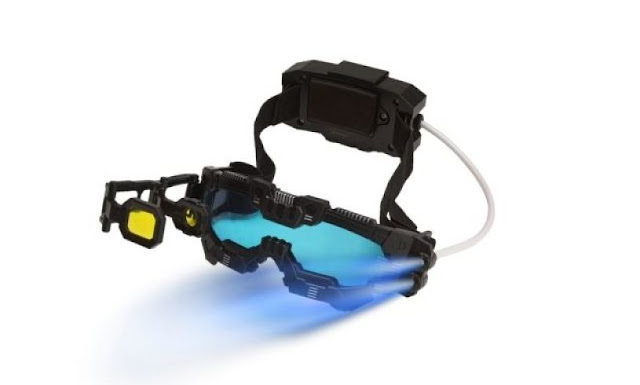 Spy X - Night Mission Goggles by Wicked Uncle