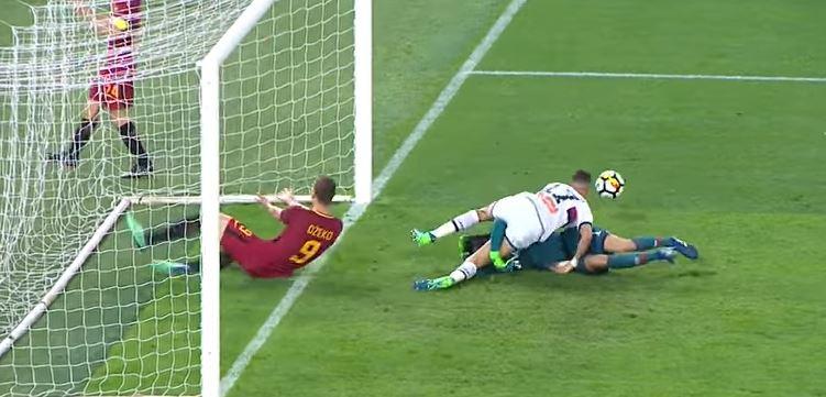 Il commento del tifoso del Grifone su Roma Genoa 2-1