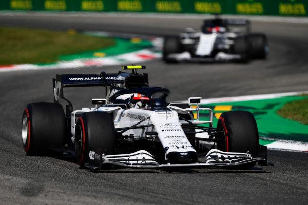 Formula 1 Gran Premio Heineken D'italia 2020.09.06