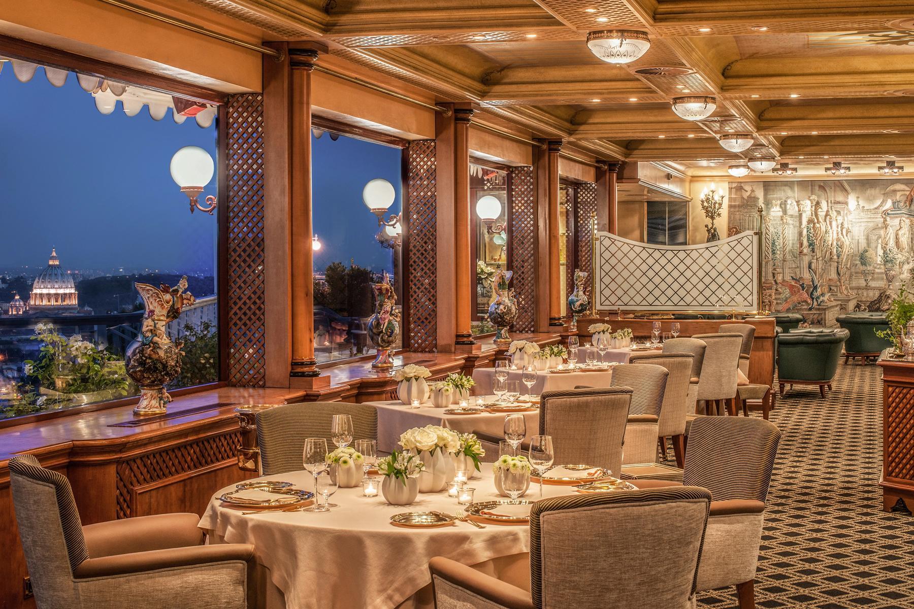 Рестораны в Риме, Италия