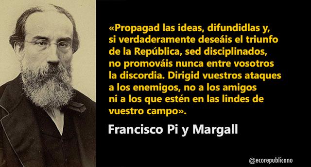 Discurso de Pi y Margall en el décimo octavo aniversario de la proclamación de la Primera República