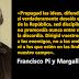 Discurso de Franscisco Pi y Margall en el décimo octavo aniversario de la proclamación de la Primera República