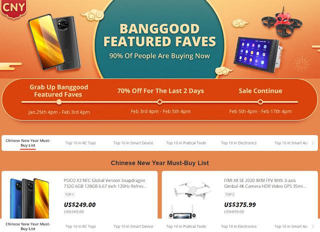 【Banggoodクーポン】8GB RAMのAndroidタブレットALLDOCUBE iPlay40が194ドルに。XiaomiのスマートウォッチMi Watch Colorは129ドルのBanggoodクーポン情報が到着!
