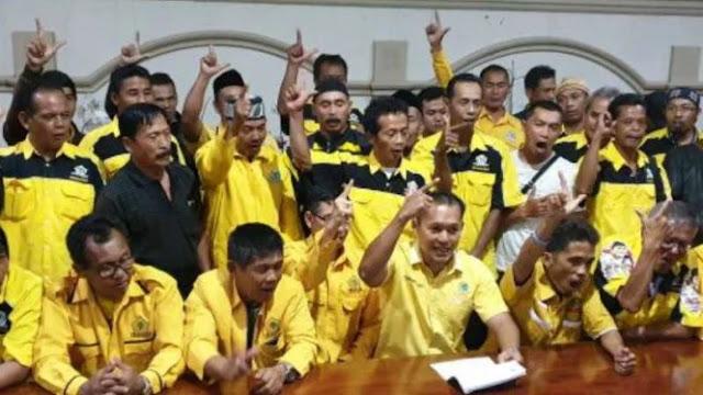 "Triana Widodo: Apa Partai Kita? ""Golkar"", Siapa Presiden Kita? ""Prabowo"""